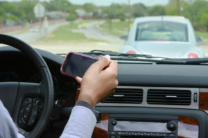 distracted driving accident lawyer edison nj