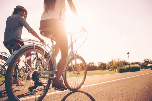 Bicyclists at Greater Risk in Summer Months
