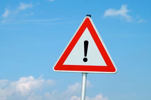 Slip and Fall Liability When a Warning Sign is Present